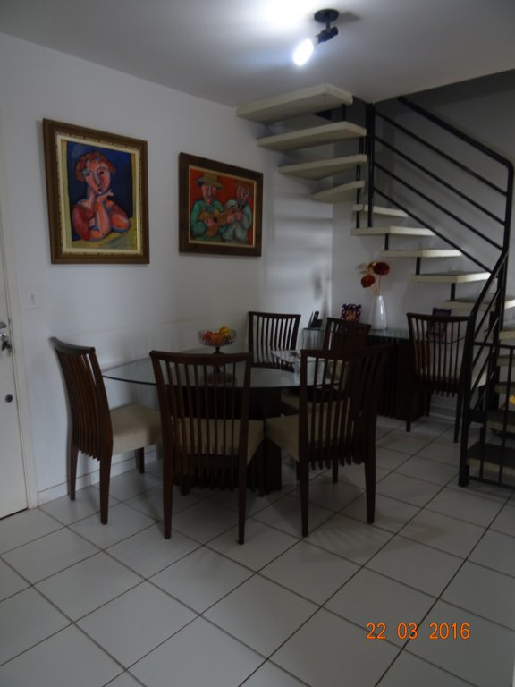 Apartamento de 3 dormitórios em Samambaia Norte, Samambaia - DF