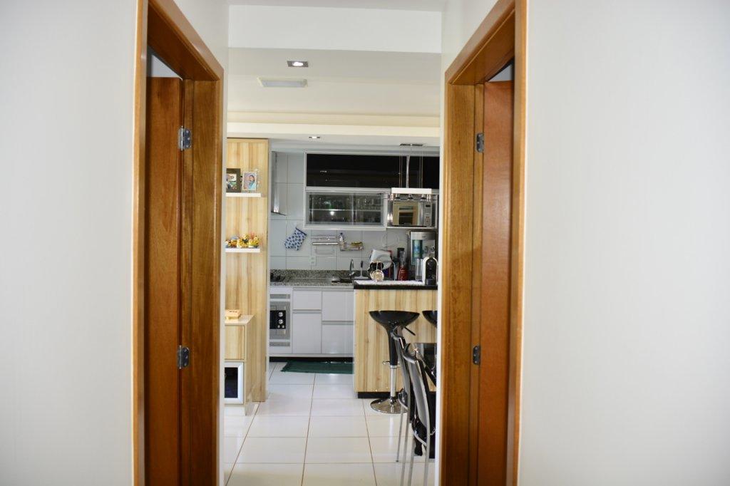 Apartamento de 2 dormitórios em Areal, Águas Claras - DF