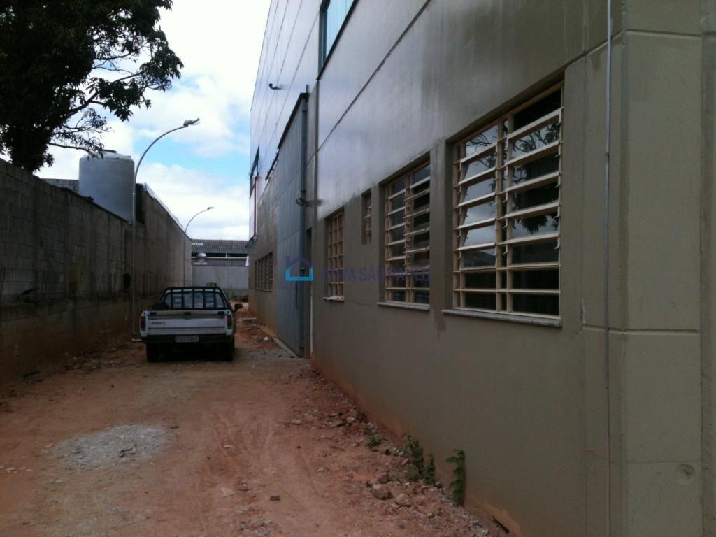 Barracão à Venda - Vila da Paz