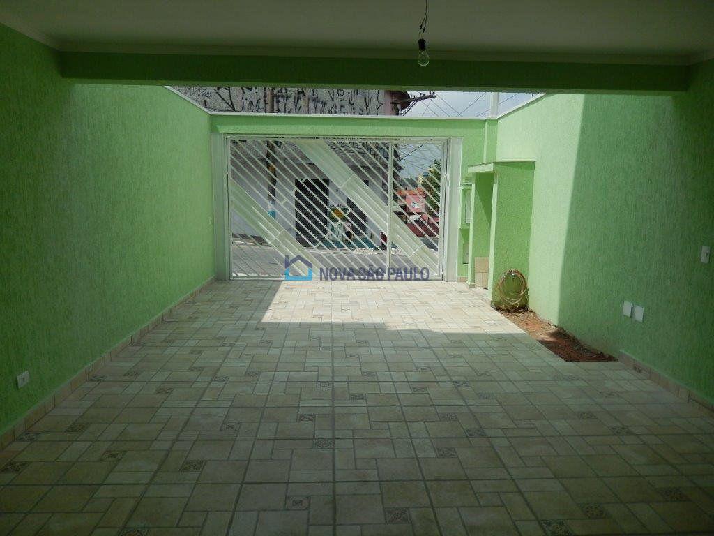 Casa Sobrado à venda, Jardim Maria Estela, São Paulo