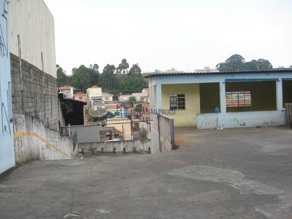 Terreno à Venda - Jabaquara