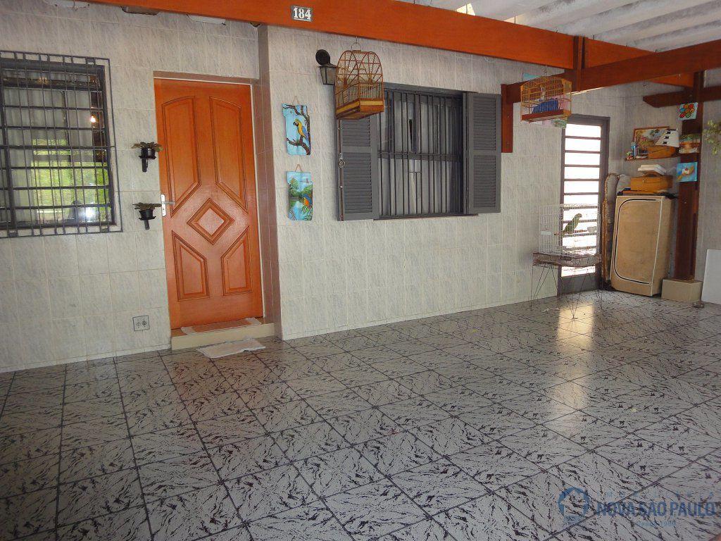 Casa Padrão à venda, Vila Dalila, São Paulo