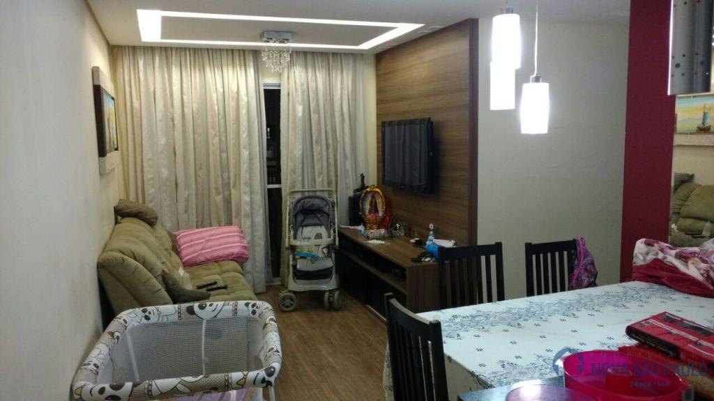 Apartamento Padrão à venda, Usina Piratininga, São Paulo