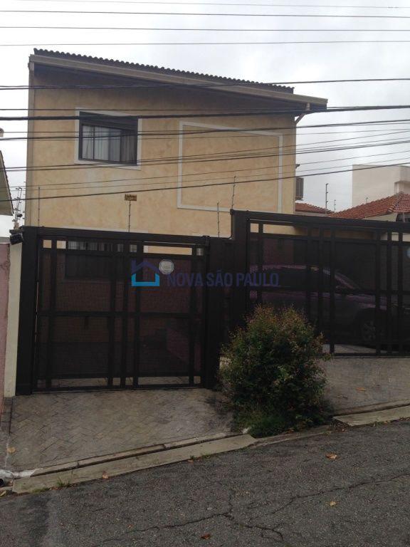 Sobrado à Venda - Mirandópolis
