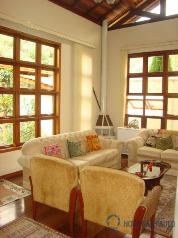Casa Sobrado à venda, City América, São Paulo