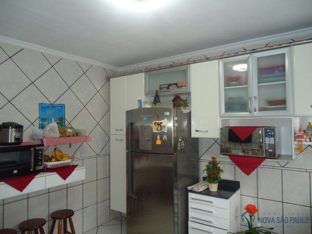 Casa Sobrado à venda, Jardim Miriam, São Paulo