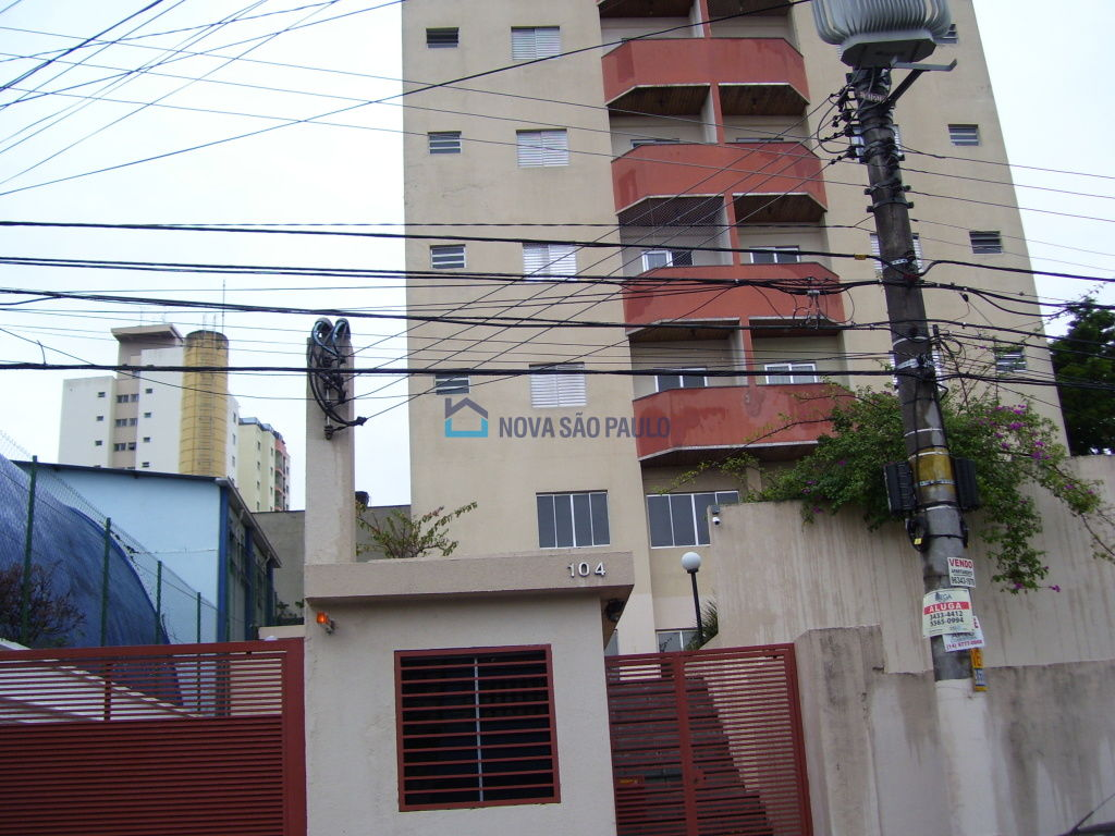 Cobertura à venda, Vila Mira, São Paulo