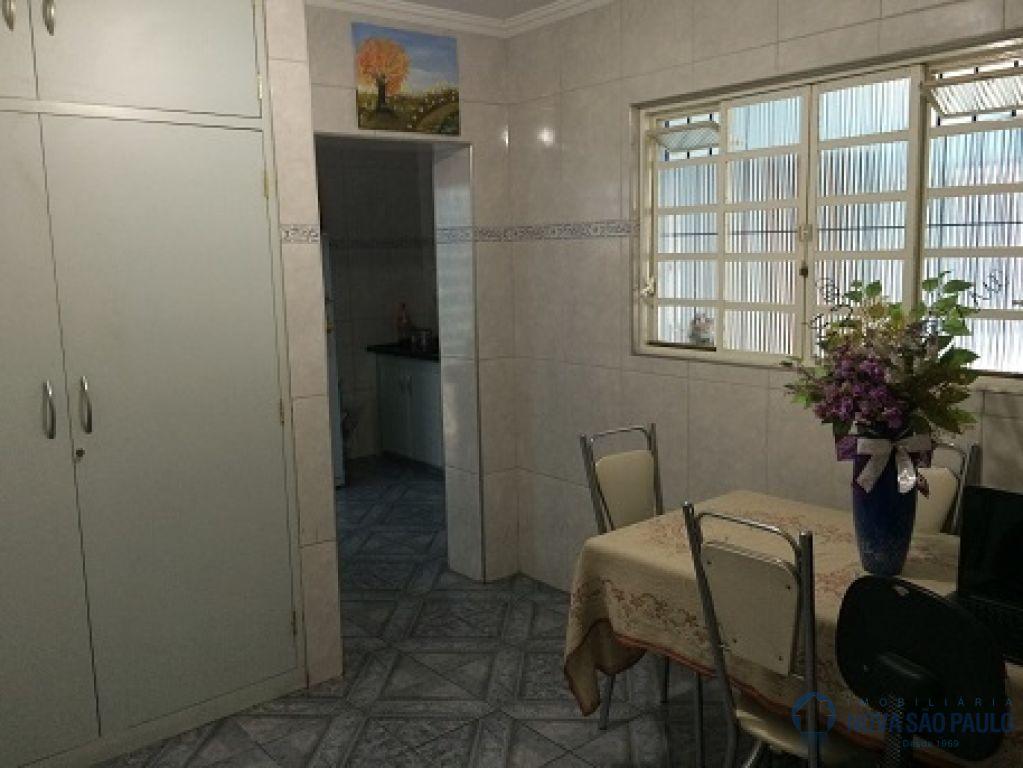 Casa Sobrado à venda, Vila Liviero, São Paulo