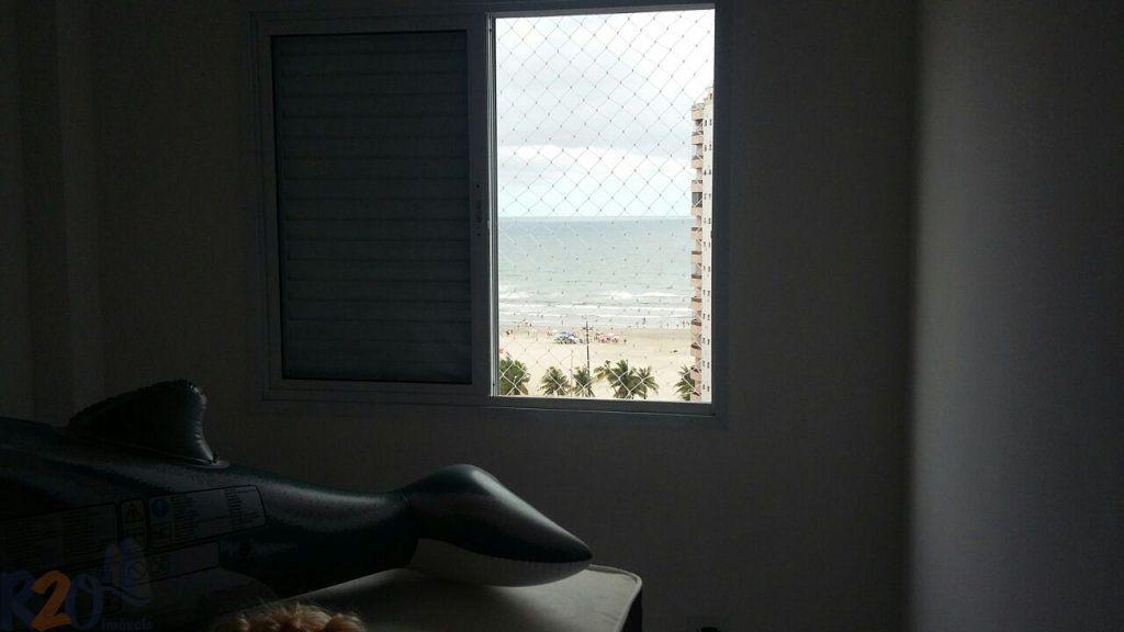 Apartamento de 1 dormitório em Vila Mirim, Praia Grande - SP