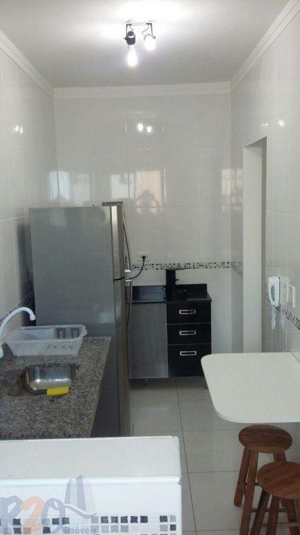 Apartamento de 1 dormitório à venda em Vila Mirim, Praia Grande - SP