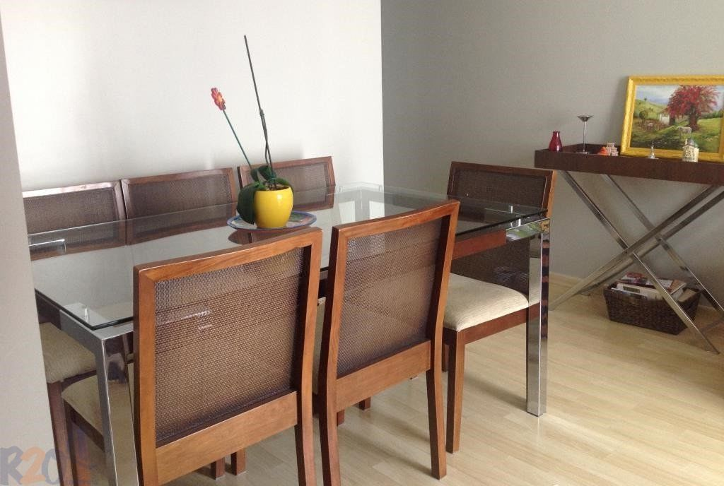 Apartamento de 2 dormitórios em Vila Gustavo, São Paulo - SP