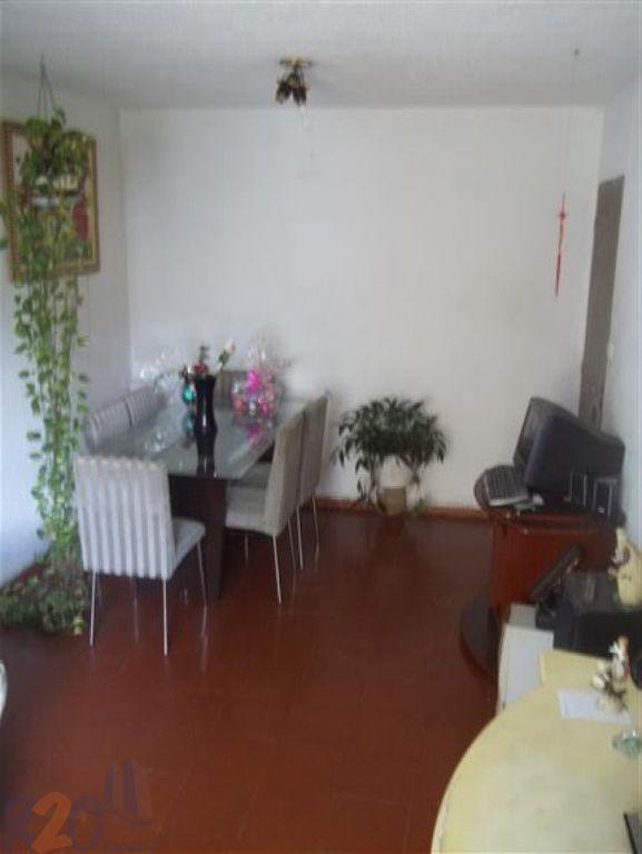 Apartamento de 2 dormitórios em Barro Branco (Zona Norte), São Paulo - SP