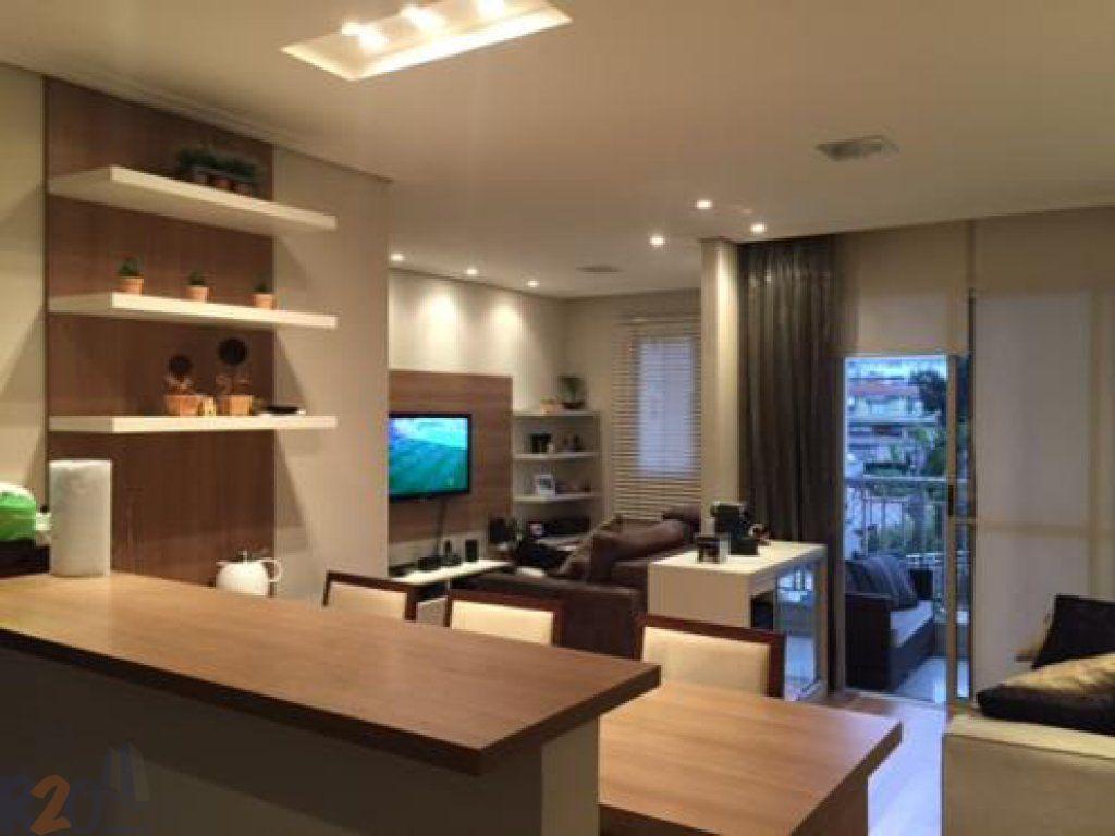 Apartamento de 2 dormitórios à venda em Água Branca, São Paulo - SP