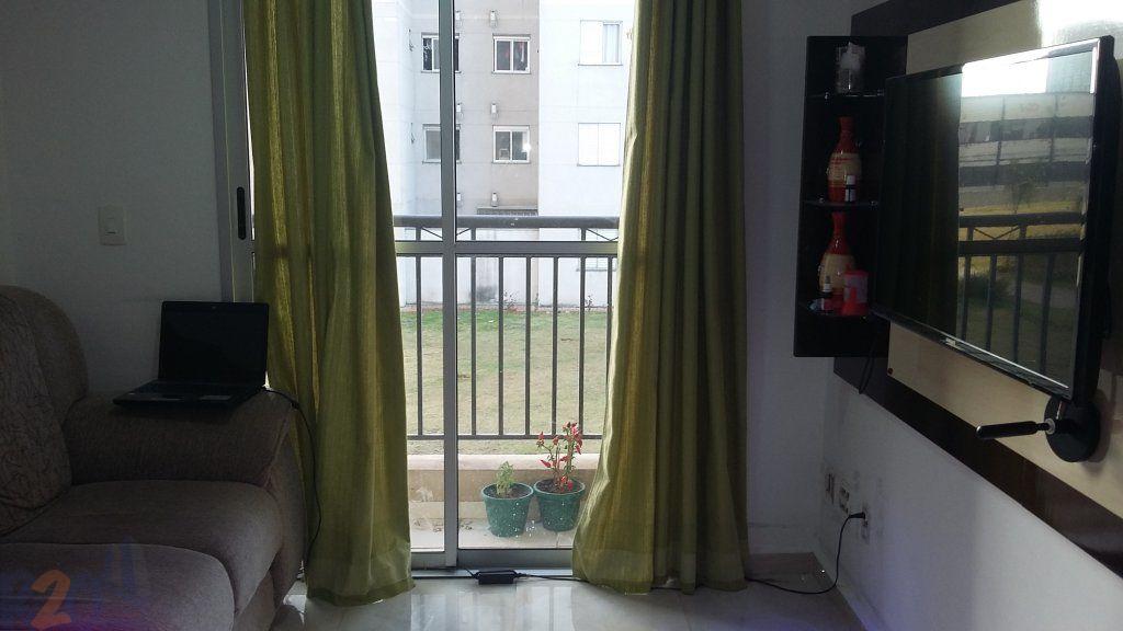 Apartamento de 2 dormitórios em Lapa De Baixo, São Paulo - SP