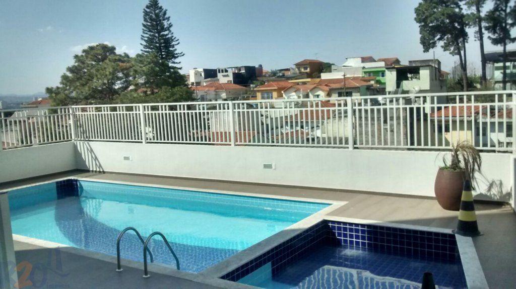 Apartamento de 2 dormitórios à venda em Vila Nivi, São Paulo - SP