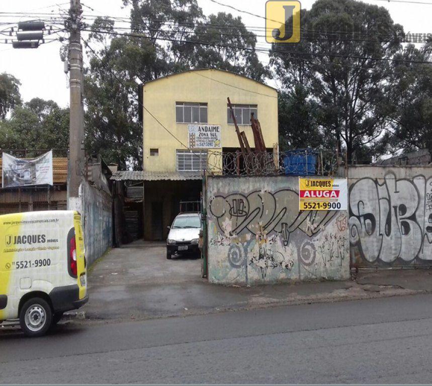 GALPÃO para Locação - Capão Redondo