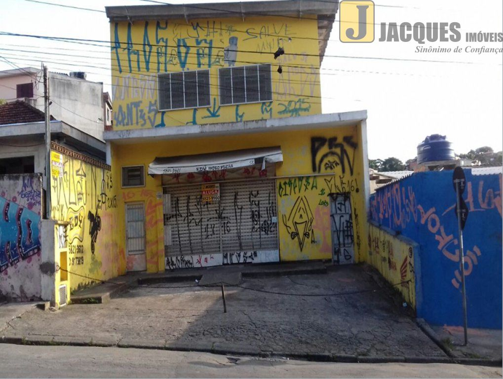 SALÃO para Locação - Jardim Dom José