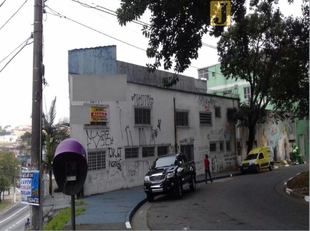 PRÉDIO para Locação - Conjunto Residencial Salvador Tolezani