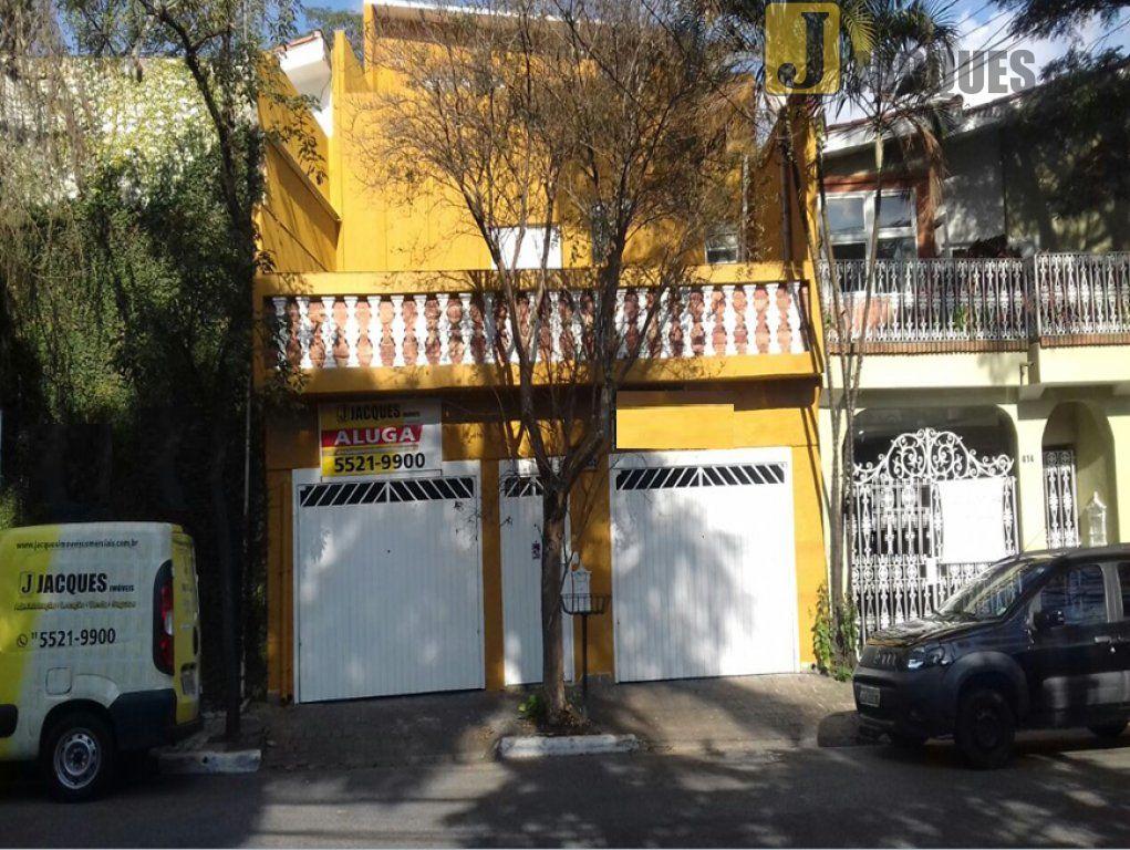 SOBRADO para Locação - Jardim Santo Amaro