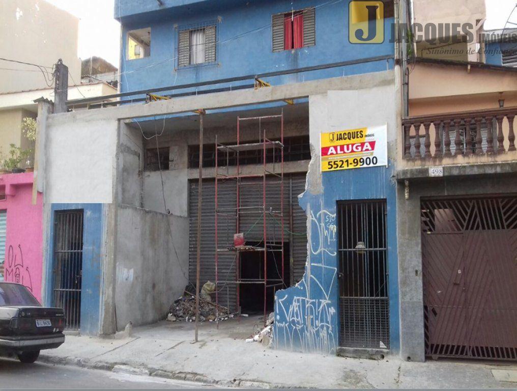 SALÃO para Locação - Chácara Santana