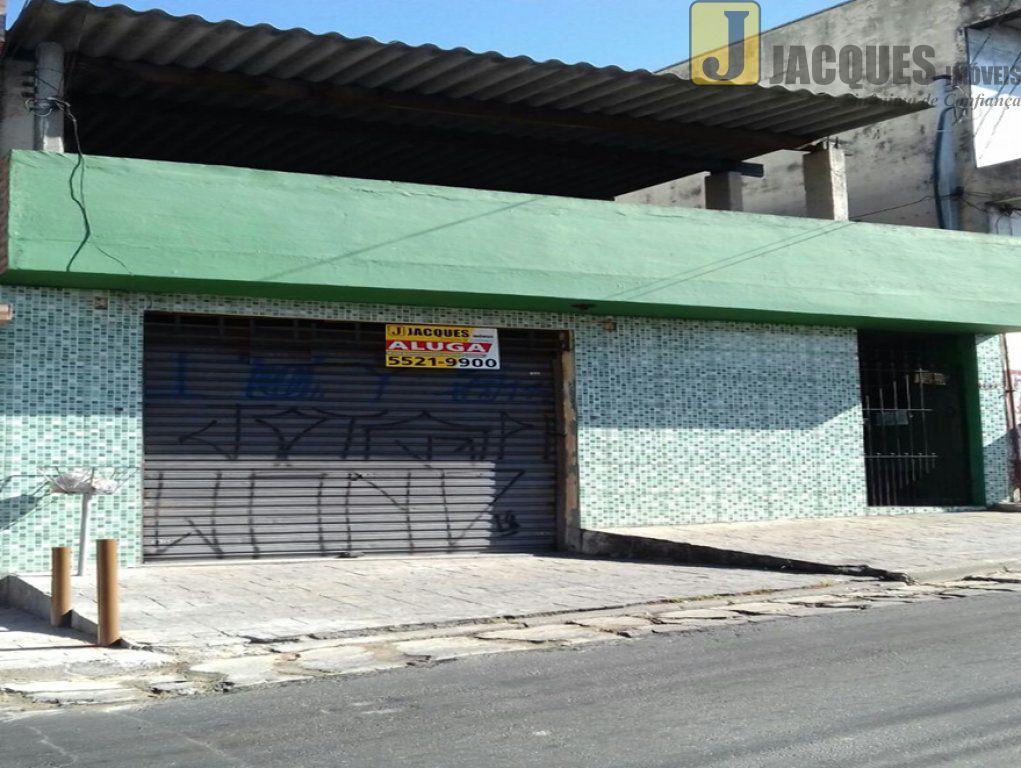 SALÃO para Locação - Jardim Figueira Grande