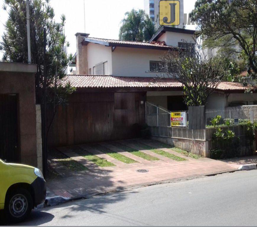 TERREA para Venda - Chácara Santo Antônio (Zona Sul)