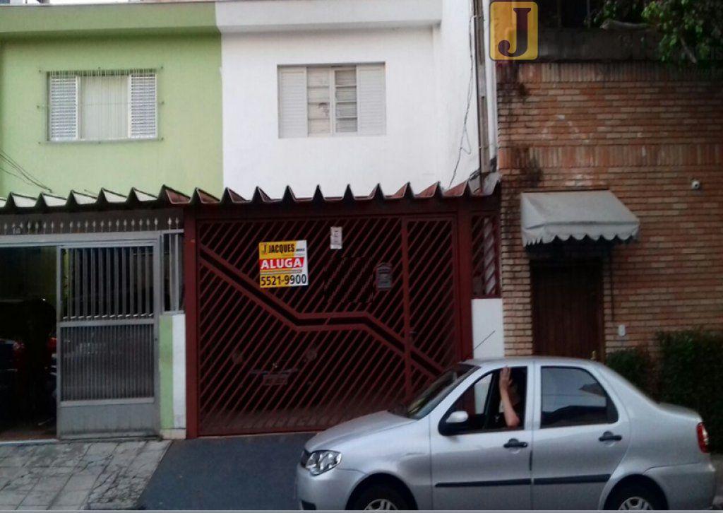 SOBRADO para Locação - Vila Gertrudes