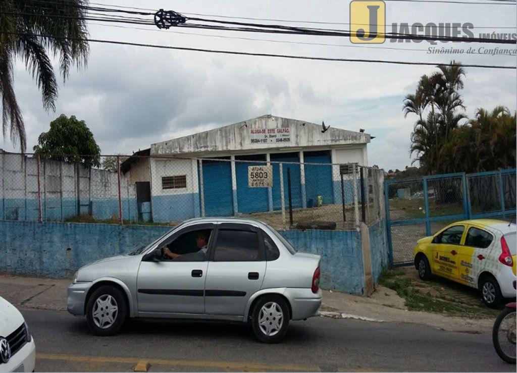 GALPÃO para Locação - Guarapiranga