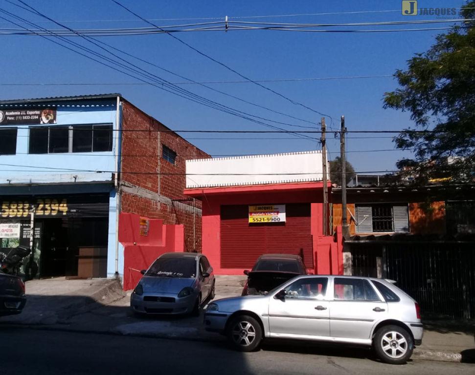 SALÃO para Venda - Capão Redondo