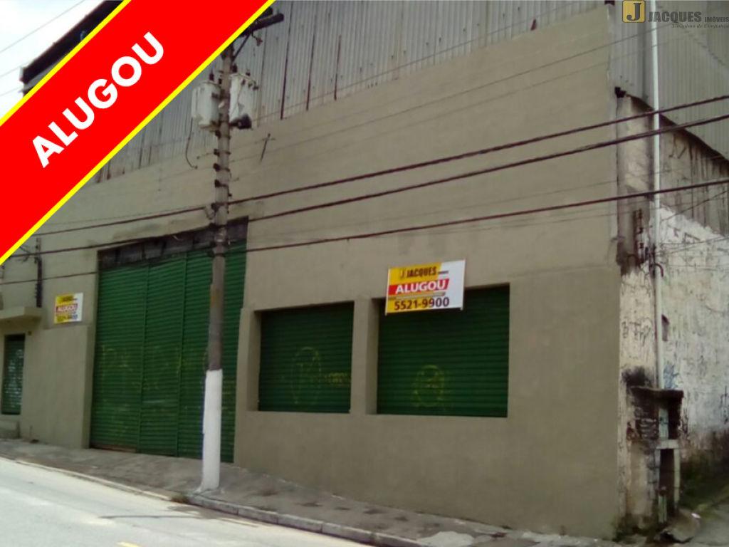 GALPÃO para Locação - Vila Fazzeoni