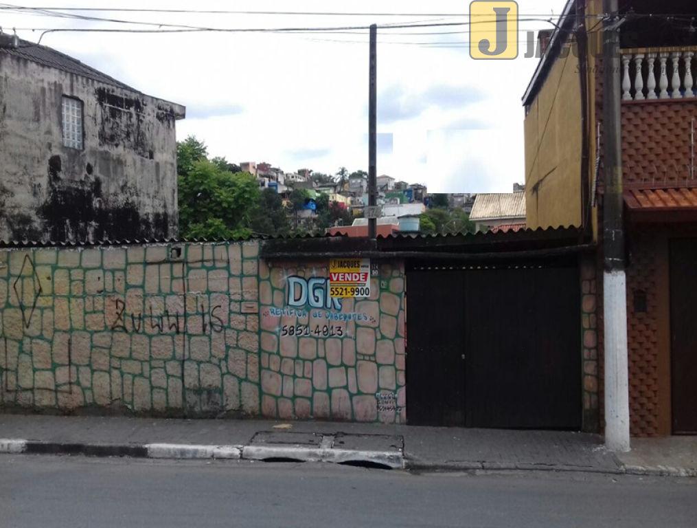 TERRENO para Venda - Jardim Novo Santo Amaro