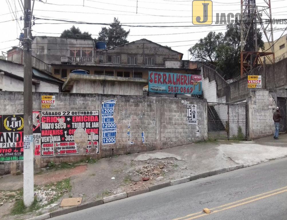 GALPÃO para Venda - Capão Redondo