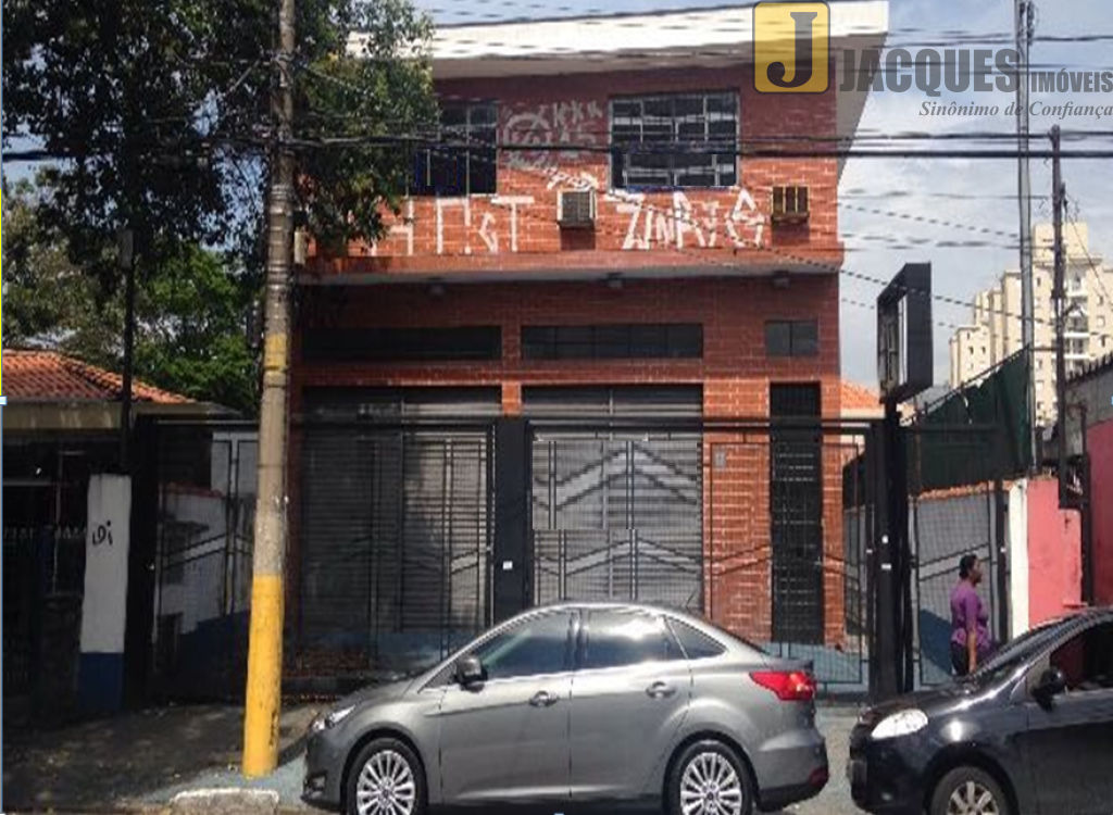 PRÉDIO para Locação - Vila Cruzeiro