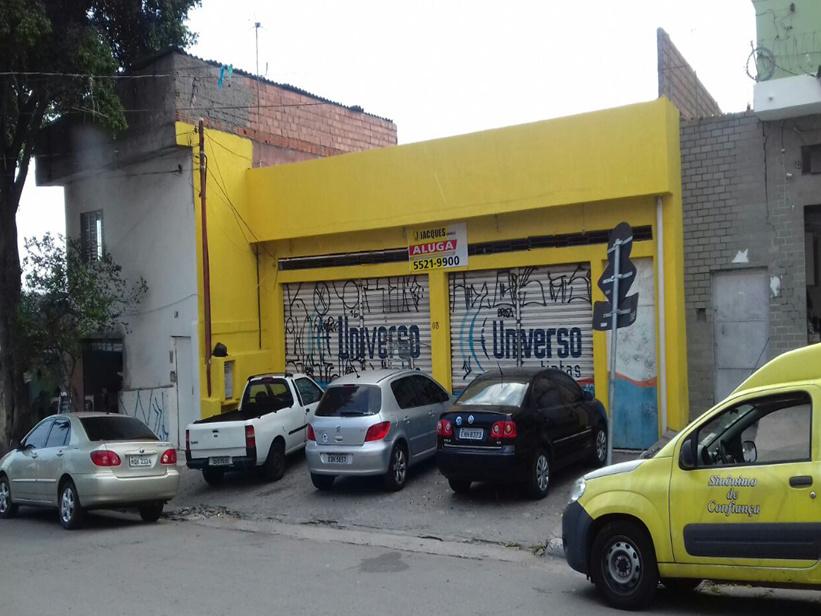 SALÃO para Locação - Jardim Selma
