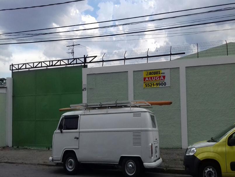 GALPÃO para Locação - Jardim Estela