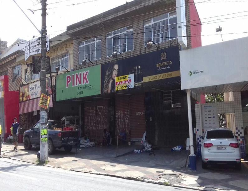 SALÃO para Locação - Inamar