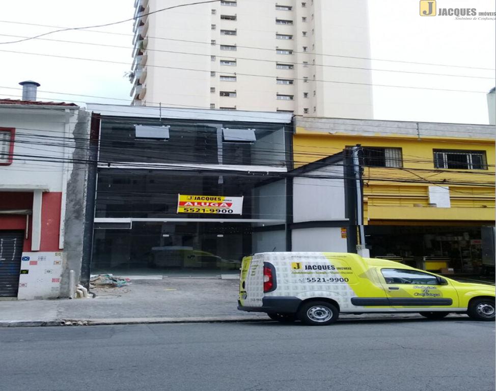 SALÃO para Locação - Indianópolis