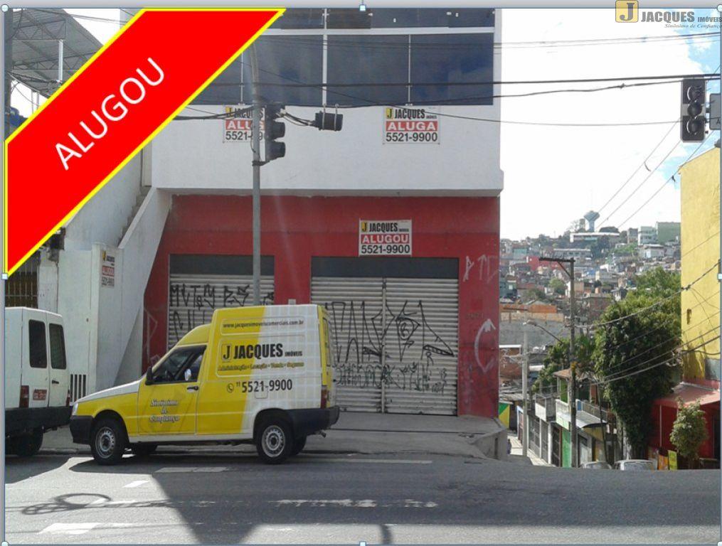 SALÃO para Locação - Americanópolis