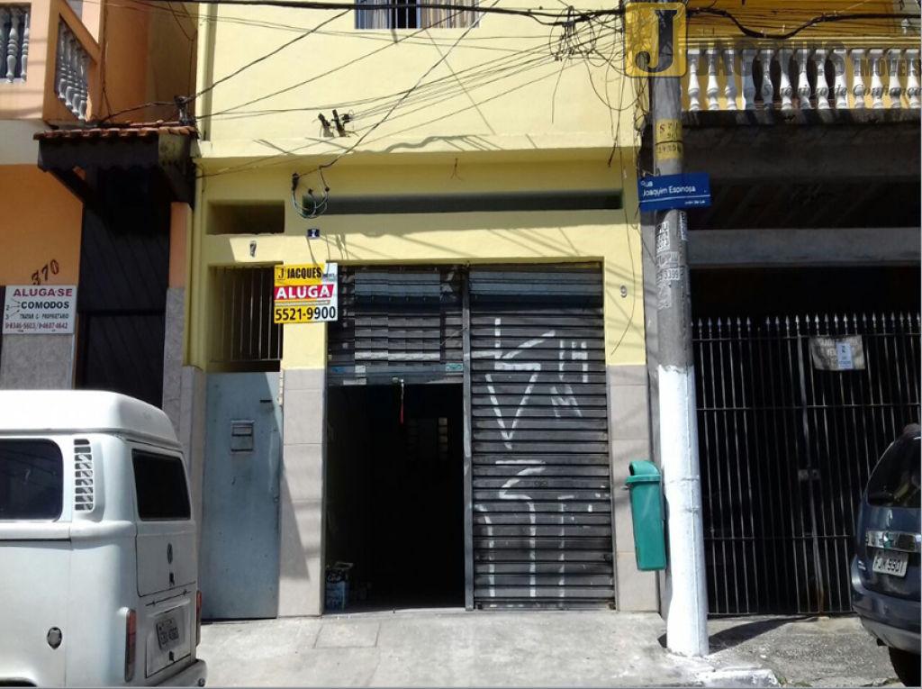 SALÃO para Locação - Jardim São Luís
