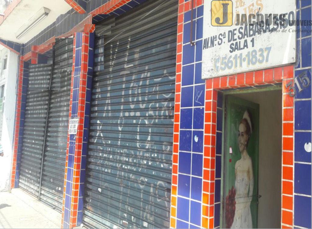 SALÃO para Locação - Vila Emir