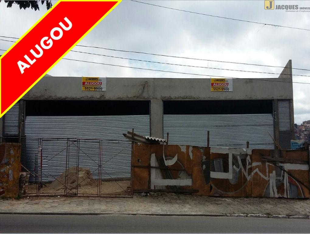 SALÃO para Locação - Vila Prel