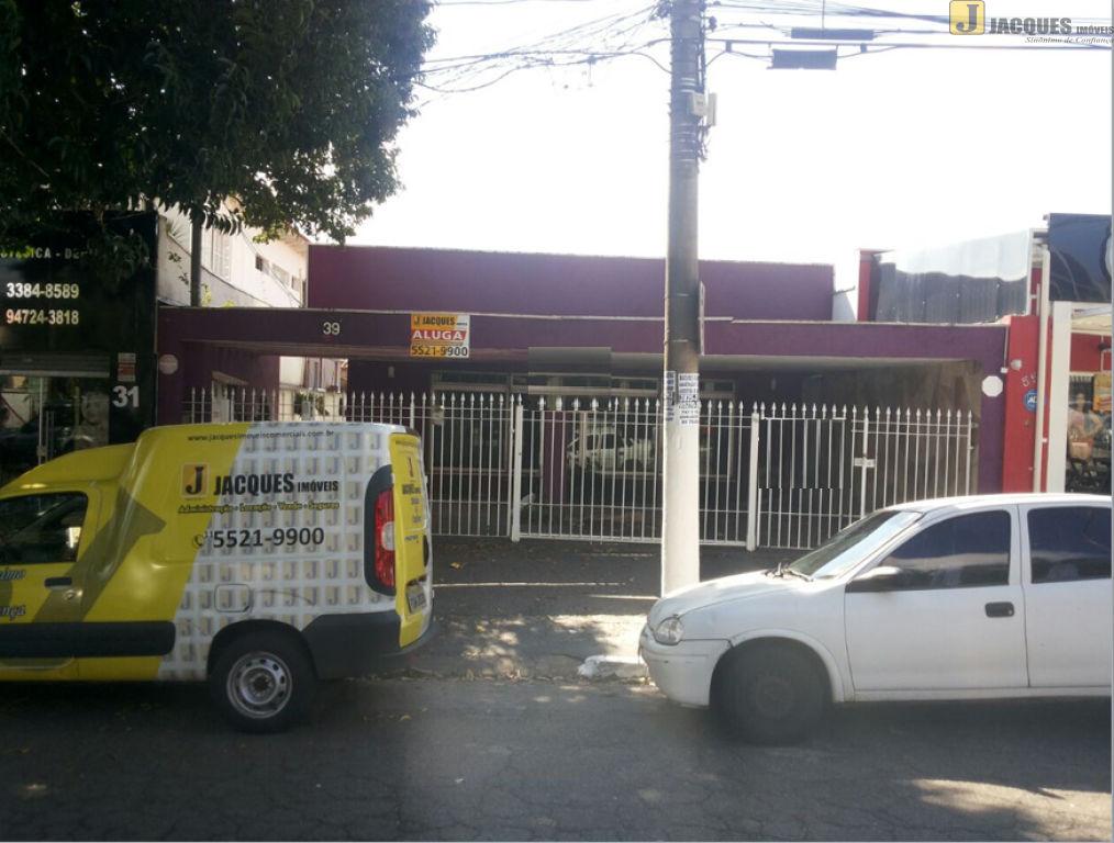 TERREA para Locação - Jardim Ipanema (Zona Sul)