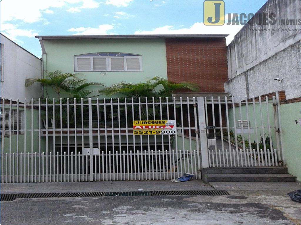 SOBRADO para Locação - Cidade Vargas
