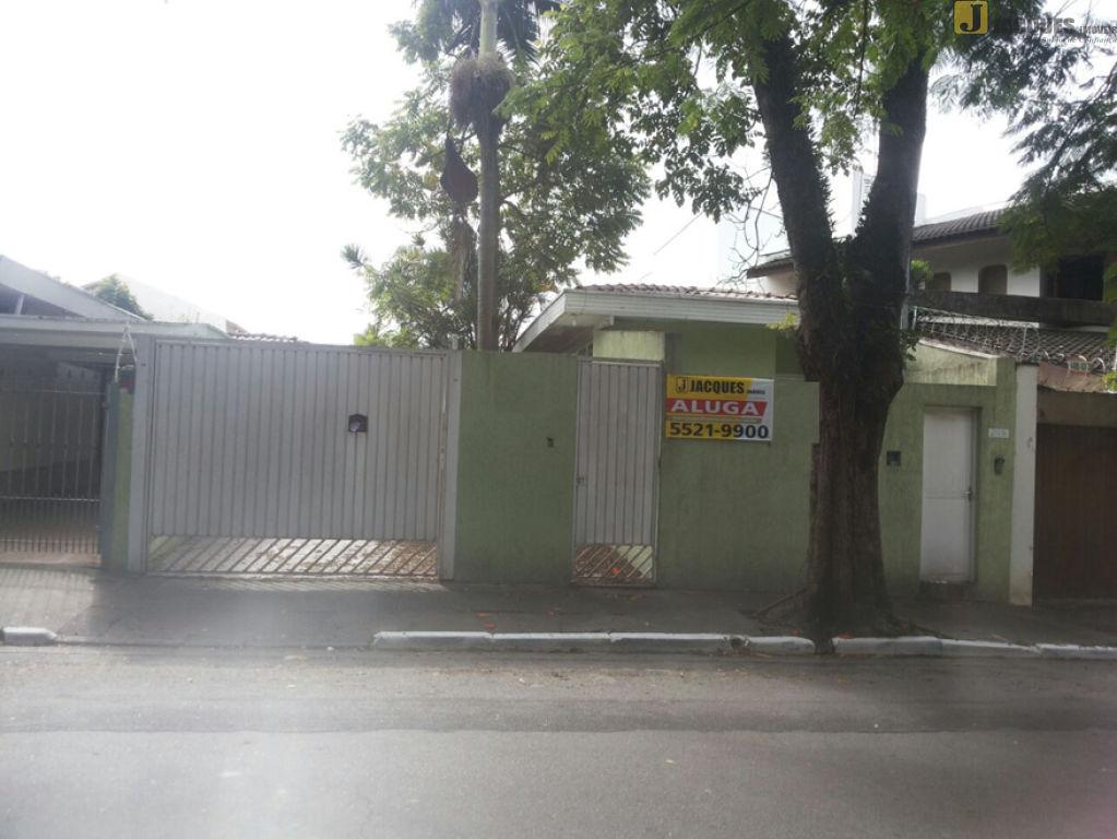 TERREA para Locação - Campo Belo