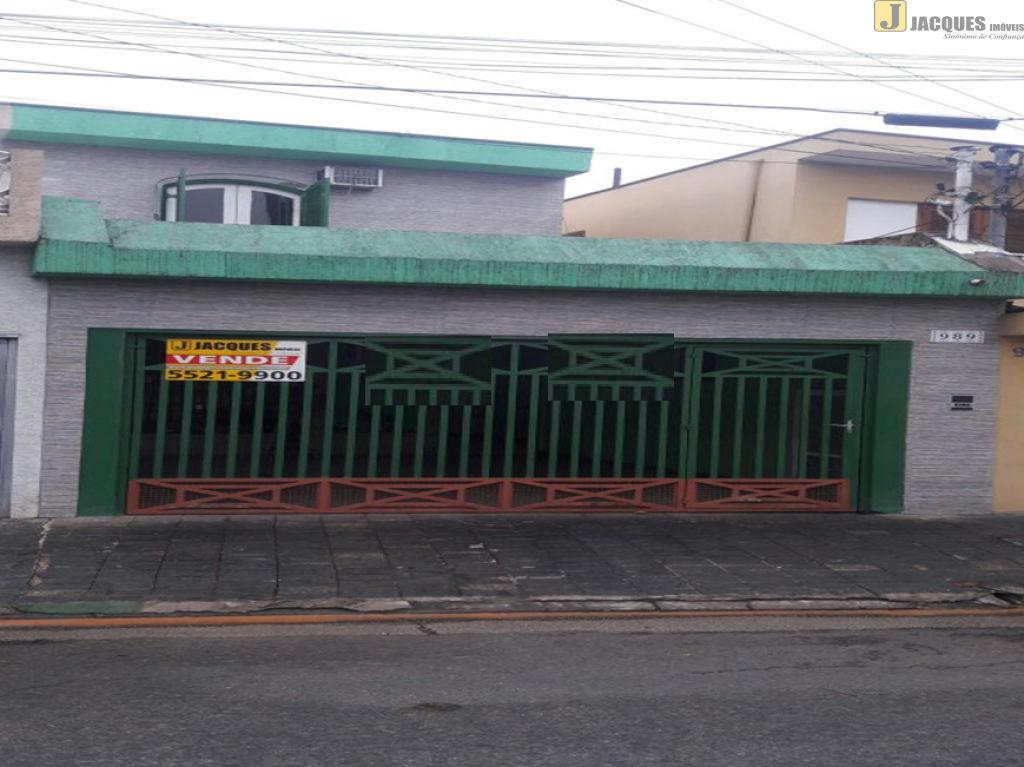 SOBRADO para Venda - Vila Cruzeiro