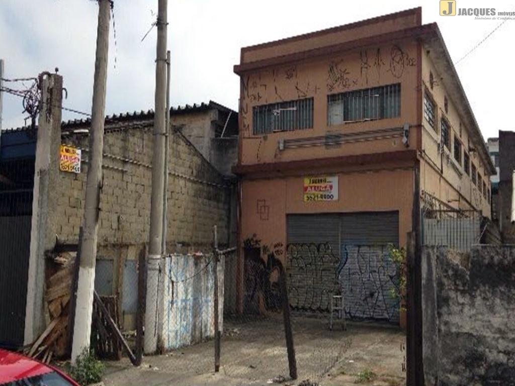 GALPÃO para Locação - Capela Do Socorro