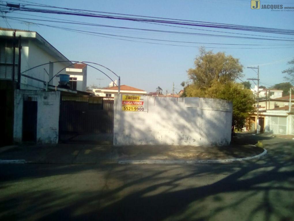 TERRENO para Locação - Planalto Paulista