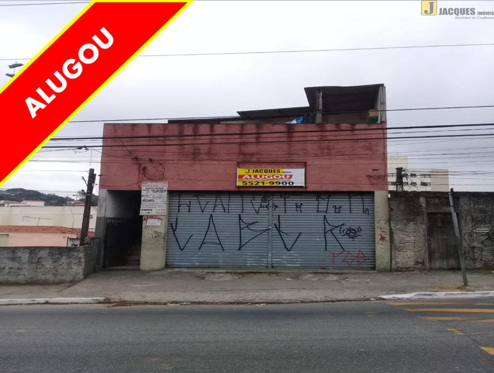 SALÃO para Locação - Vila São Paulo
