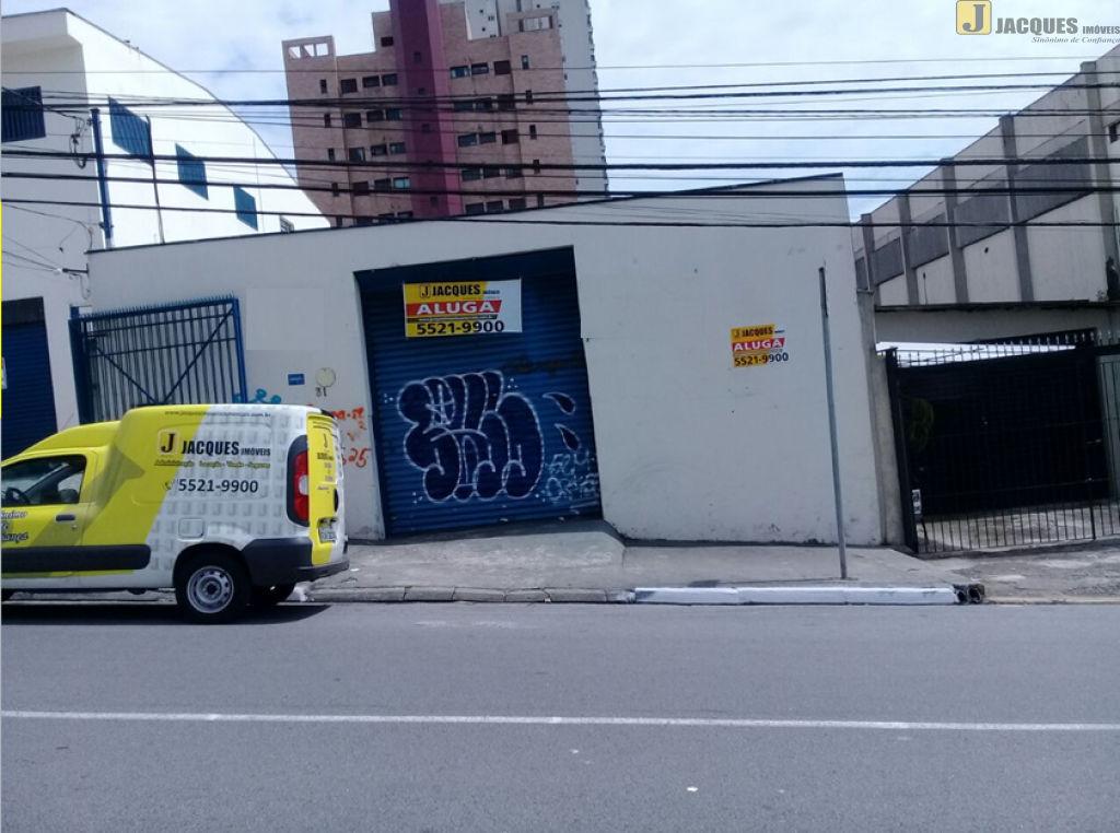GALPÃO para Locação - Vila Gumercindo