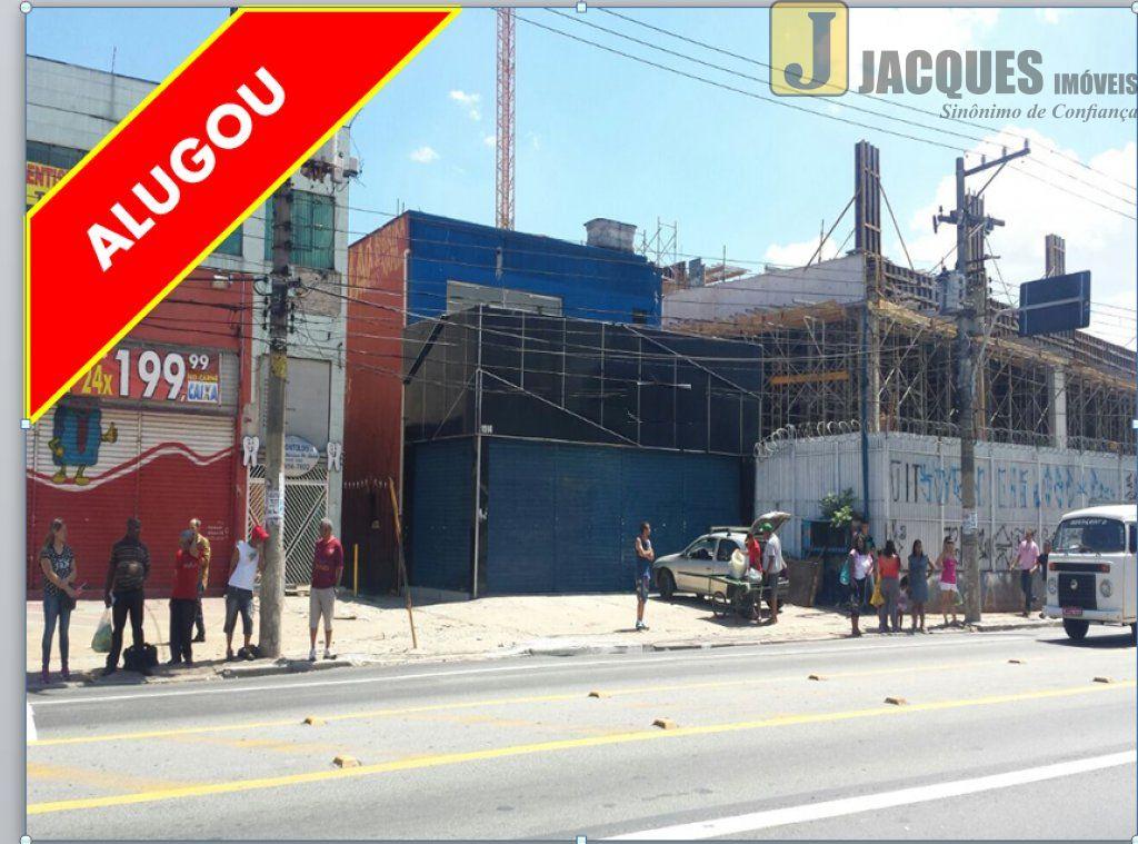SALÃO para Locação - São Miguel Paulista